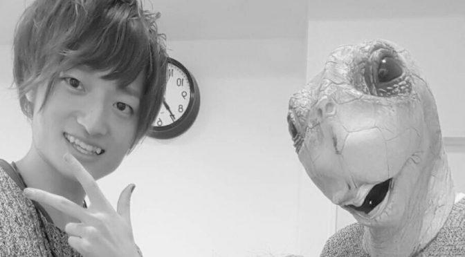 亀田トオルさんの店でのサロンワーク!