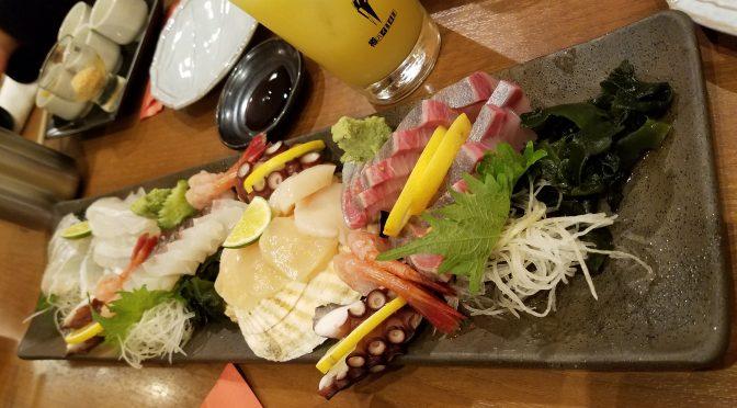 豪華魚料理!!絶品海の幸!!新入社員歓迎会♪(完全に食レポ)