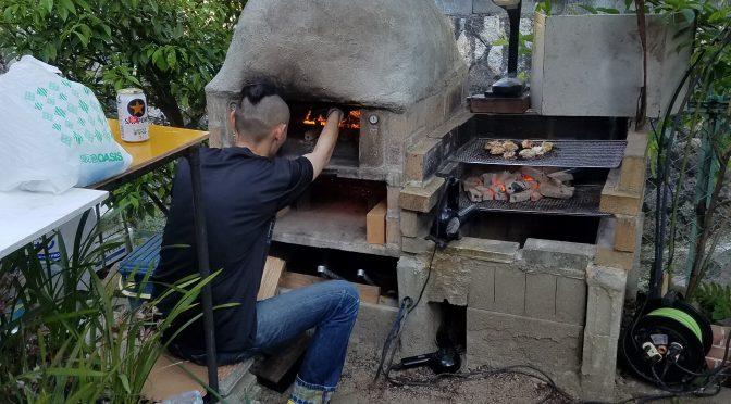 楽しすぎた!!!BBQ すごい豪邸、庭でした!!