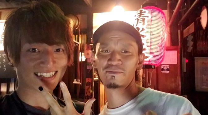訪問美容でお世話になっている岡本さんとご飯!!!便利にならばいいって訳では無いと思った…