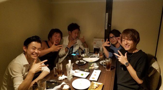 アフェクト弁天町のマイスター会議!!!