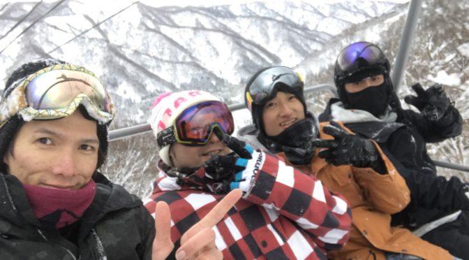 パウダー祭りの福井今庄365スキー場からの流行りの鴨ドン!?