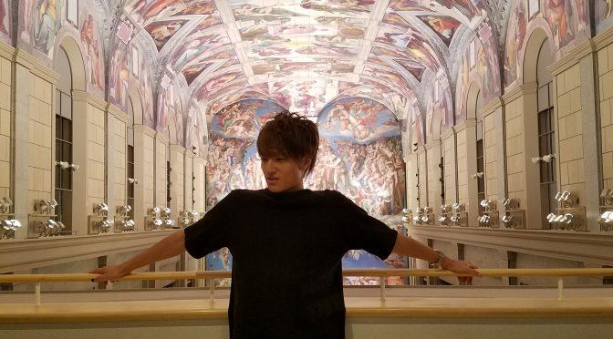 徳島の大塚国際美術館  写真250枚以上撮影!!!笑  お気に入りを掲載♪すごいとしか言えない。。。