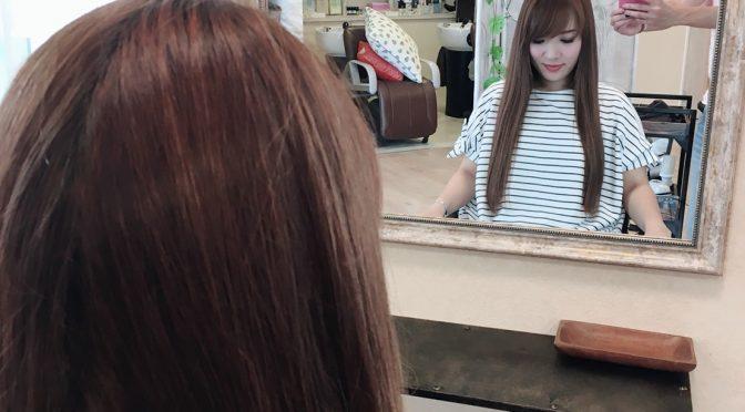 長野帰省していました!諏訪のカリスマ丸山さんのお店でヘアドネーションカット♪