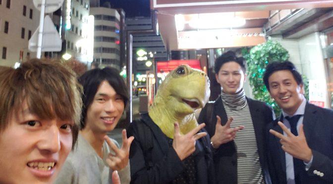 そうだ!!!名古屋に行こう!!!名古屋の猛者達に会う。。。