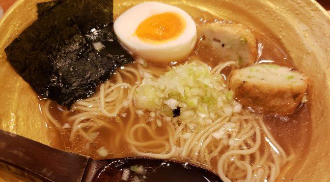 祇園おススメグルメ!!!うま辛カレーと魚介ラーメン♪